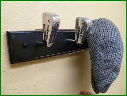 inspiring vintage wilson walker cup golf club heads coat rack of concept and hanger styles