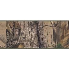 wallcovering realtree ap camo border bpy118