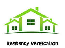 Image result for residency verification clipart