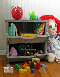 wooden toy storage bin tutorial plans by prodigal pieces prodigalpieces com
