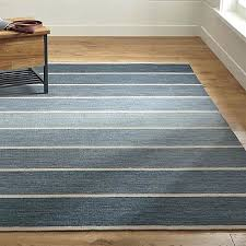 blue and white striped area rug awesome home alternate stripes area rug grey white 8 x