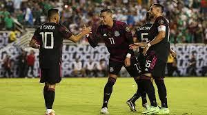 partido México vs Guatemala ...