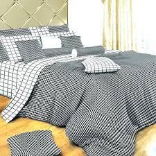 gray duvet cover twin black white check set bedding light grey xl 3 bedrooms in spanish duvet covers twin
