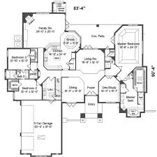 Floor Design   House s Open Floor With Basement    Lavish Duplex House Plans With Open Floor Plan