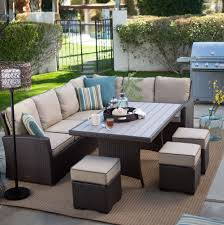 winsome outdoor conversation patio sets 15 dining and set furniture fire pit table clearance