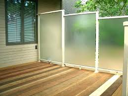 deck screens outdoor ck privacy screen wall on cedar frosted walls for back ias nz deck screens