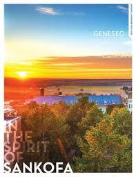 Suny Geneseo 2015 2016 Presidents Report By Suny Geneseo
