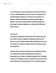 reflective essay university subjects allied to medicine marked reflective essay