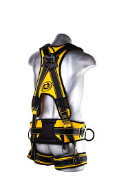 Fall Protection Harness Size Chart Cyclone Tower Construction Harness