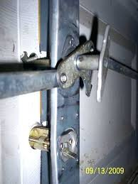 bottom door locks how to install a manual garage lock top and patio springs bo