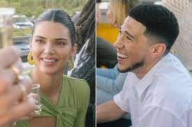 Kendall Jenner and Devin Booker Were ...