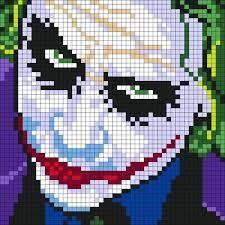 Pixel Art Templates Master Chief Template Download Hard Minecraft