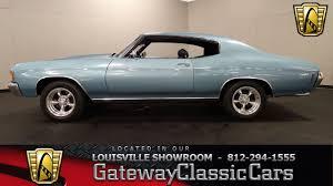 1972 Chevrolet Chevelle Malibu - Louisville - Stock #1699 - YouTube