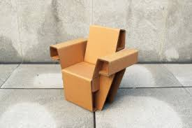 card board furniture. Armchair Card Board Furniture