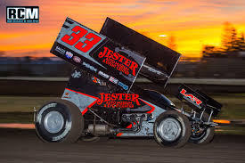 jester auto works petersen media lucas ashe works way forward during both nights of