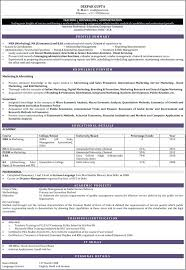 correct format of resumes proper resume format types of resume formats resume format and
