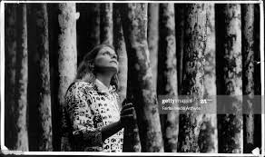 Conservationist Elisabeth Smith in the Billinudgel swawp.The... News Photo  - Getty Images