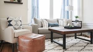 Top an ottoman with a tray for a flat surface to place. Ottomans And Coffee Table A Complete Guide Roomhints