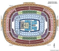 Fedexfield Tickets And Fedexfield Seating Chart Buy