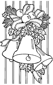 Small Picture Picture of Christmas Bells Colouring Page Fun Colouring