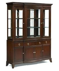 Used Curio Cabinets For Sale Near Me Modern Glass Cabinet Lighted Corner  Contemporary  L1