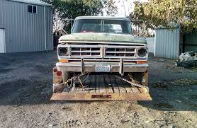 1000 images about crew cab ford 4x4 limo and trucks a 1971 ford f 250 hiding 1997 secrets frankenstein39s monster