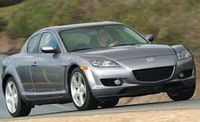 Mazda RX-8 | First Drive Review | Reviews | Car and Driver