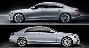 Not only does it become much more intelligent, it also takes the driving experience to a new level. Is The 2021 Mercedes Benz S Class Better Looking Than Its Predecessor Carscoops