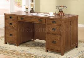 classic office desks. Light Wood Finish Classic Office Desk W/Antiqued Hardware Desks