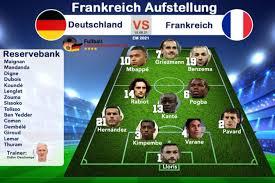 Die beiden letzten weltmeister frankreich und deutschland treffen am 15.6. 5wlop2iiw 6zgm