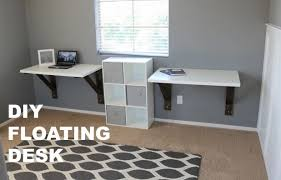 diy floating desk diy home. amazing floating office desk diy build ideas small size home w