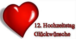 12 Hochzeitstag Glückwünsche Sprüche Und Texte Kostenlos