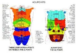 Acupoints Chart A2