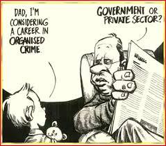 satire organized crime decrypted matrix