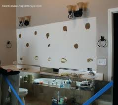 apply adhesive to the back of mirror how glue wall painted project smart remove mirror glued