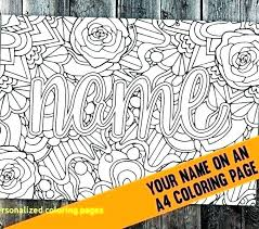 How To Make Personalized Coloring Pages Custom Made Crayola