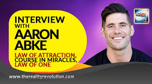 Interview with Aaron Abke – The Reality Revolution