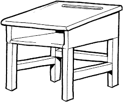 table clipart black and white. clip table clipart black and white e