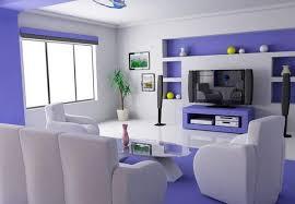 home paint ideasHome Decor Paint Colors Home Paint Design Modern Purple Living