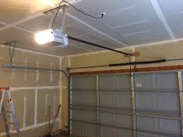 electric garage door openersHow To Install Electric Garage Door Opener I95 For Cheerful Home