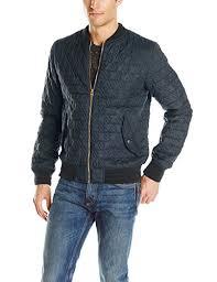 Scotch & Soda Men's Quilted Bomber Jacket | mec - urban menswear & Scotch & Soda Men's Quilted Bomber Jacket Adamdwight.com