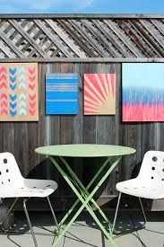 view in gallery spray paint outdoor wall art
