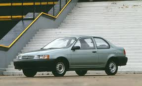 Toyota Tercel | Archived Comparison | Comparisons | Car and Driver
