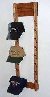 Wooden Hat Stands For Display Double Wooden Cap Rack Baseball Cap Holder Rack Baseball Cap 66