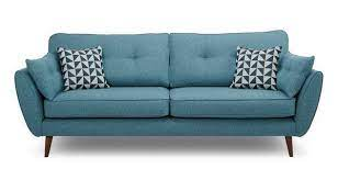 what colour walls with dfs zinc teal