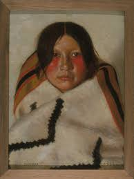 portrait of gi aum e hon o me tah young woman