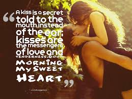 Good Morning Kiss Images With Quotes Best Of 24 Good Morning Romantic Kiss Images For Couples