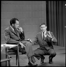 the first kennedy nixon debate years ago in the kennedy nixon debates john f kennedy richard nixon