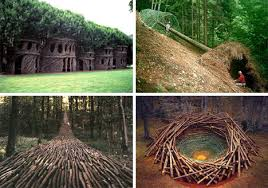 earth works art 42 magnificent works of modern earth and land art webecoist