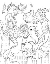 Small Picture three mermaids coloring page images about simple coloring
